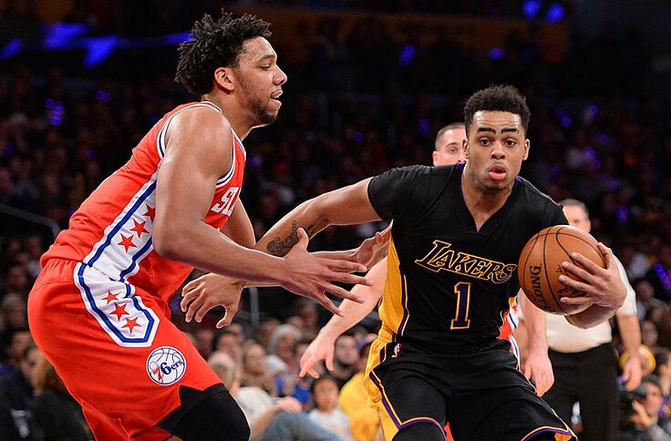Lakers at 76ers live stream: How to watch online - FanSided