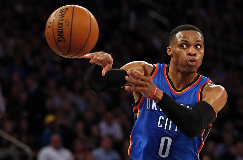 0698d09627d Russell Westbrook is putting on a show we've never seen before