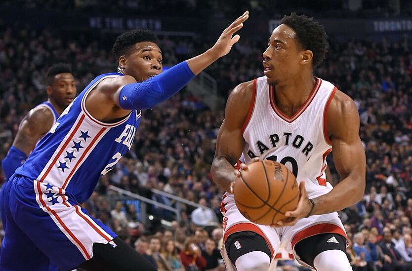 Raptors at 76ers live stream: How to watch online