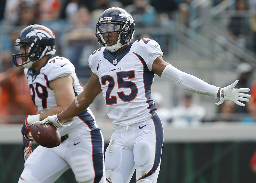 Chris Harris Jr Expects Harry Douglas To Be Fined For Dirty Hit