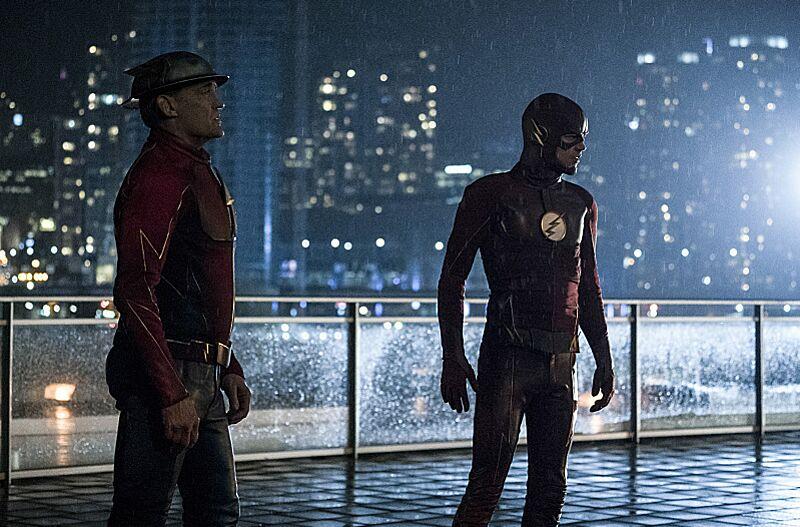 The Flash season 3, episode 9: Watch The Present online