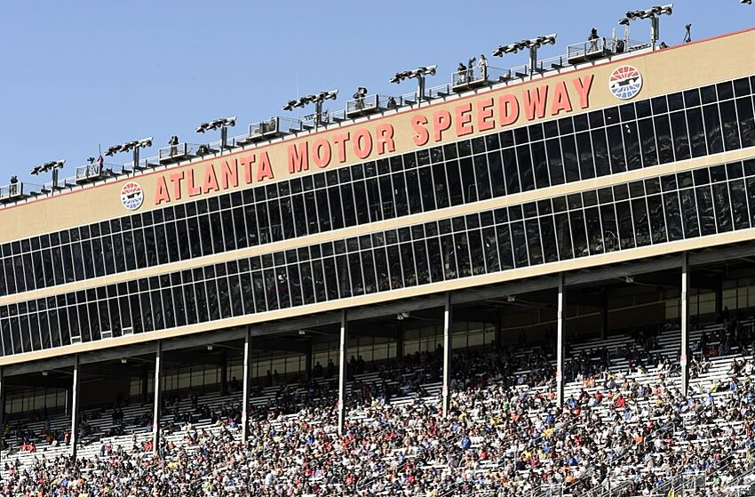 Atlanta Motor Speedway To Be Repaved After Nascar Event In