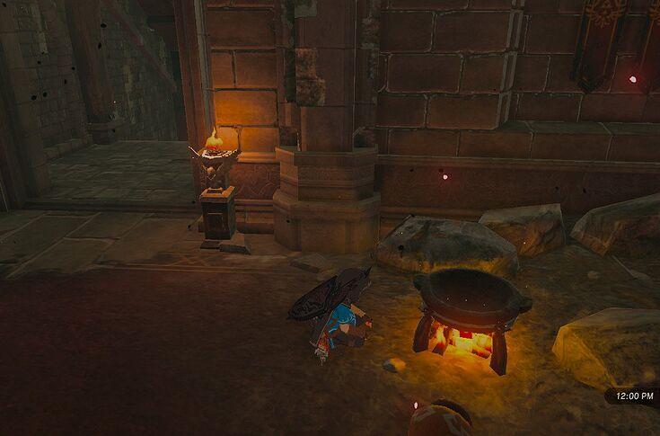 The Legend of Zelda: Breath of the Wild: Getting through