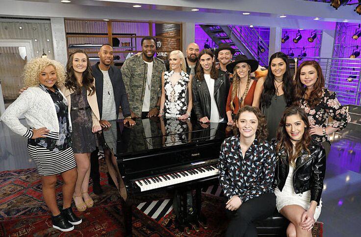 Watch The Voice season 12, episode 10 online: live stream