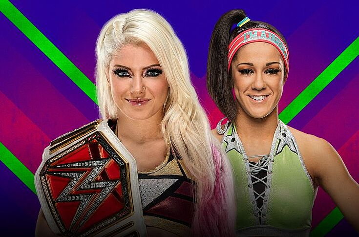 WWE Extreme Rules 2017 results: Alexa Bliss vs Bayley video