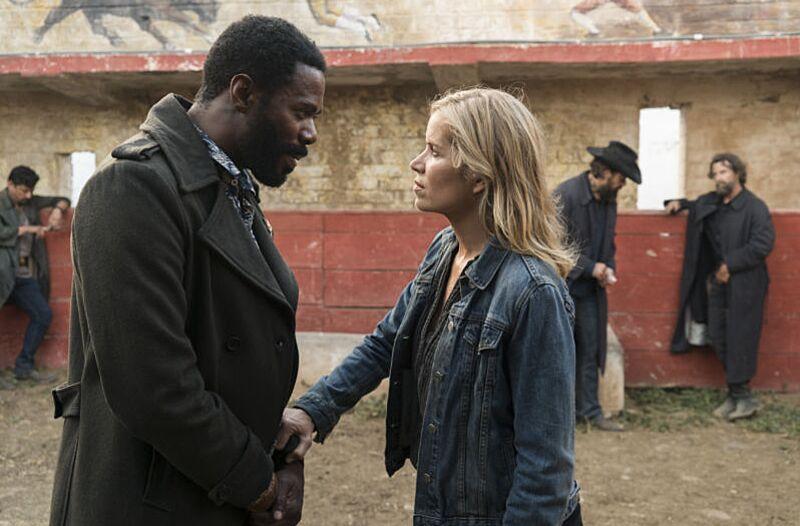 Watch Fear The Walking Dead season 3, episode 12: Live