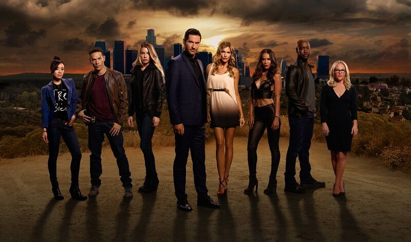 Lucifer Season  Of Lucifer Premieres Monday September Th On Fox Pictured