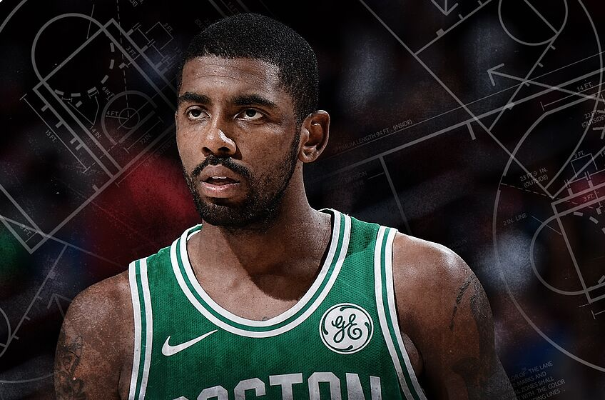 db9ca551e381 NBA Season Preview 2017-18  How will the Celtics incorporate Kyrie Irving s  isolations