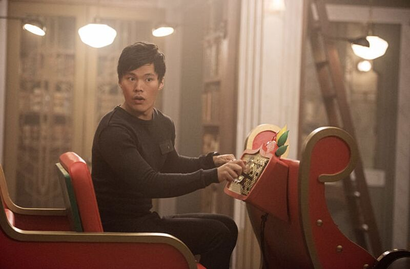 Image result for the librarians season 4 episode 3