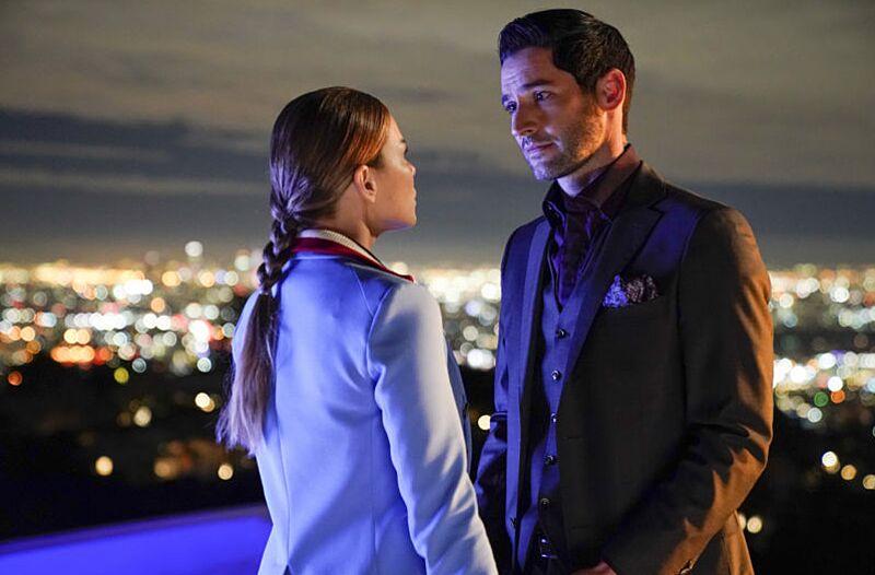 9a057f3689b Lucifer season 3 episode 24 series finale recap: A Devil of My Word