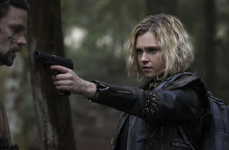 War at any cost: The 100 season 5, episode 10 The Warriors