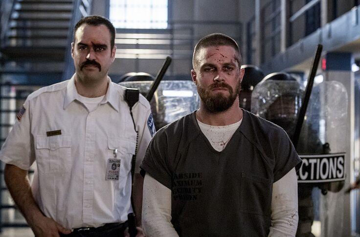 Arrow season 7, episode 3 recap and review: Crossing Lines