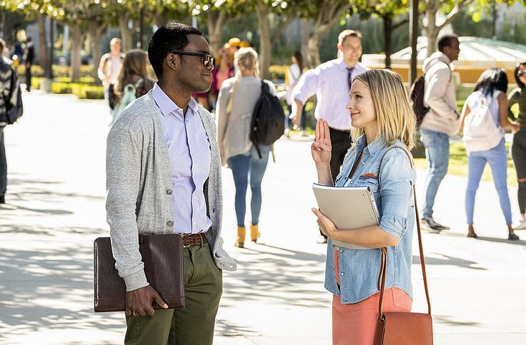 The Good Place season 3, episode 3 live stream: Watch online