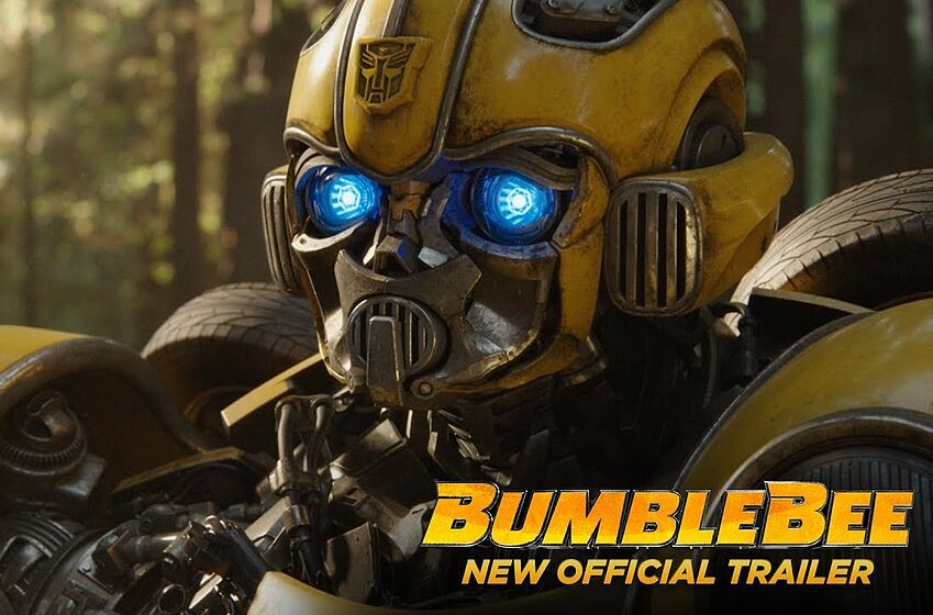 Watch Bumblebee Trailer Includes Classic Transformers Nods