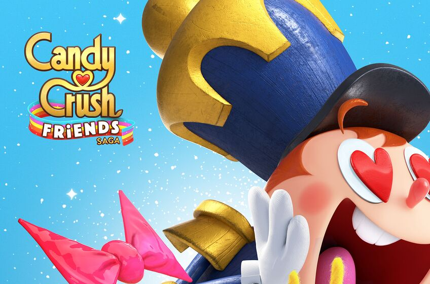 Candy crush friends saga pc