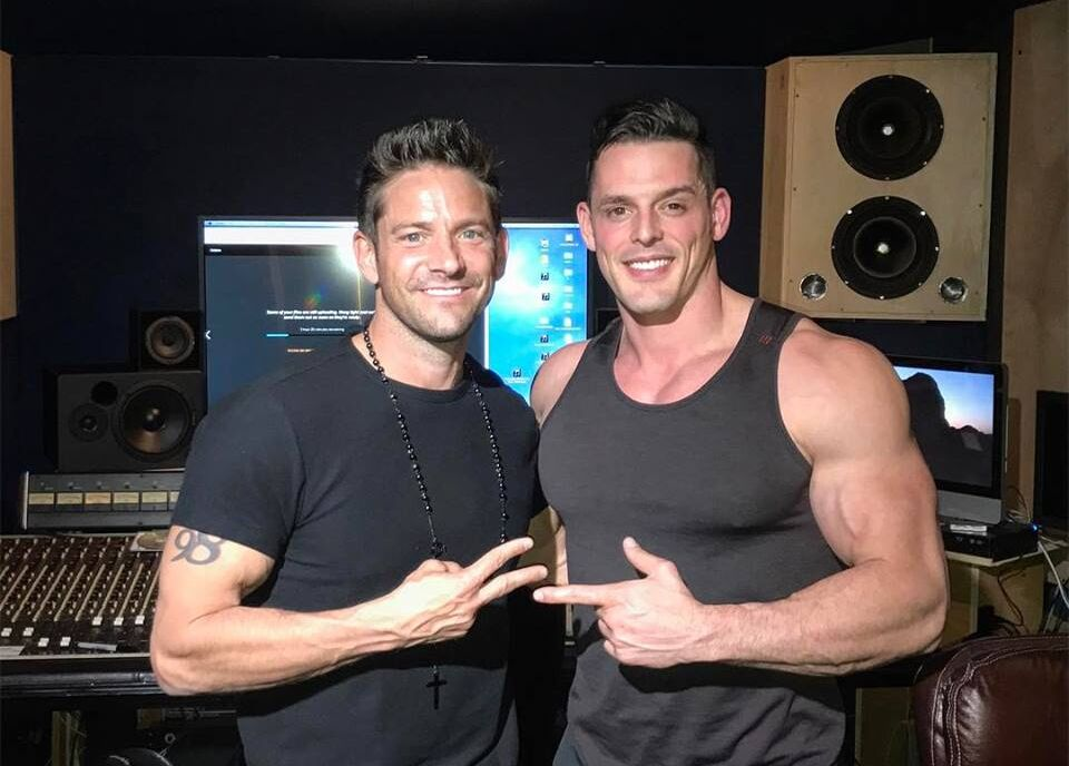 Jessie Godderz, Jeff Timmons talk The Girl Is With Me music video - Photo Credit: Jessie Godderz, Jeff Timmons