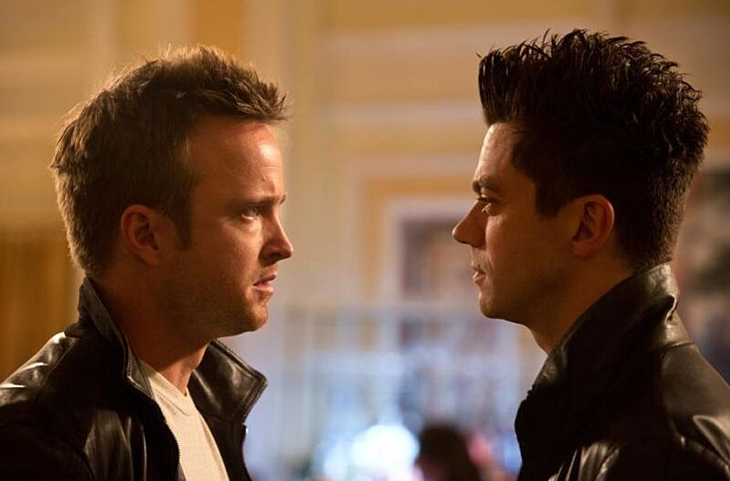 Aaron Paul And Dominic Cooper Made Need For Speed More Than A Video