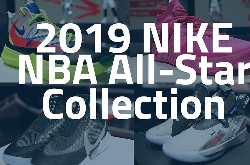 Nike unveils the 2019 NBA All-Star collection during Super Bowl week 25f12449d