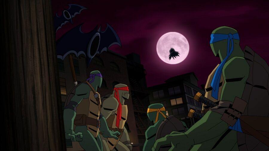 Warner Bros., DC Comics, Nickelodeon