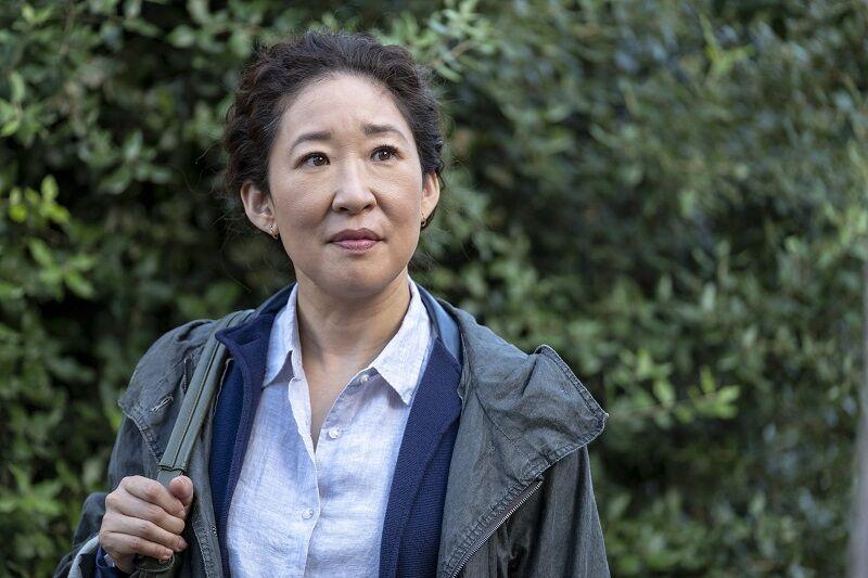 Sandra Oh as Eve Polastri- Killing Eve _ Season 2, Episode 2 - Photo Credit: Nick Wall/BBCAmerica