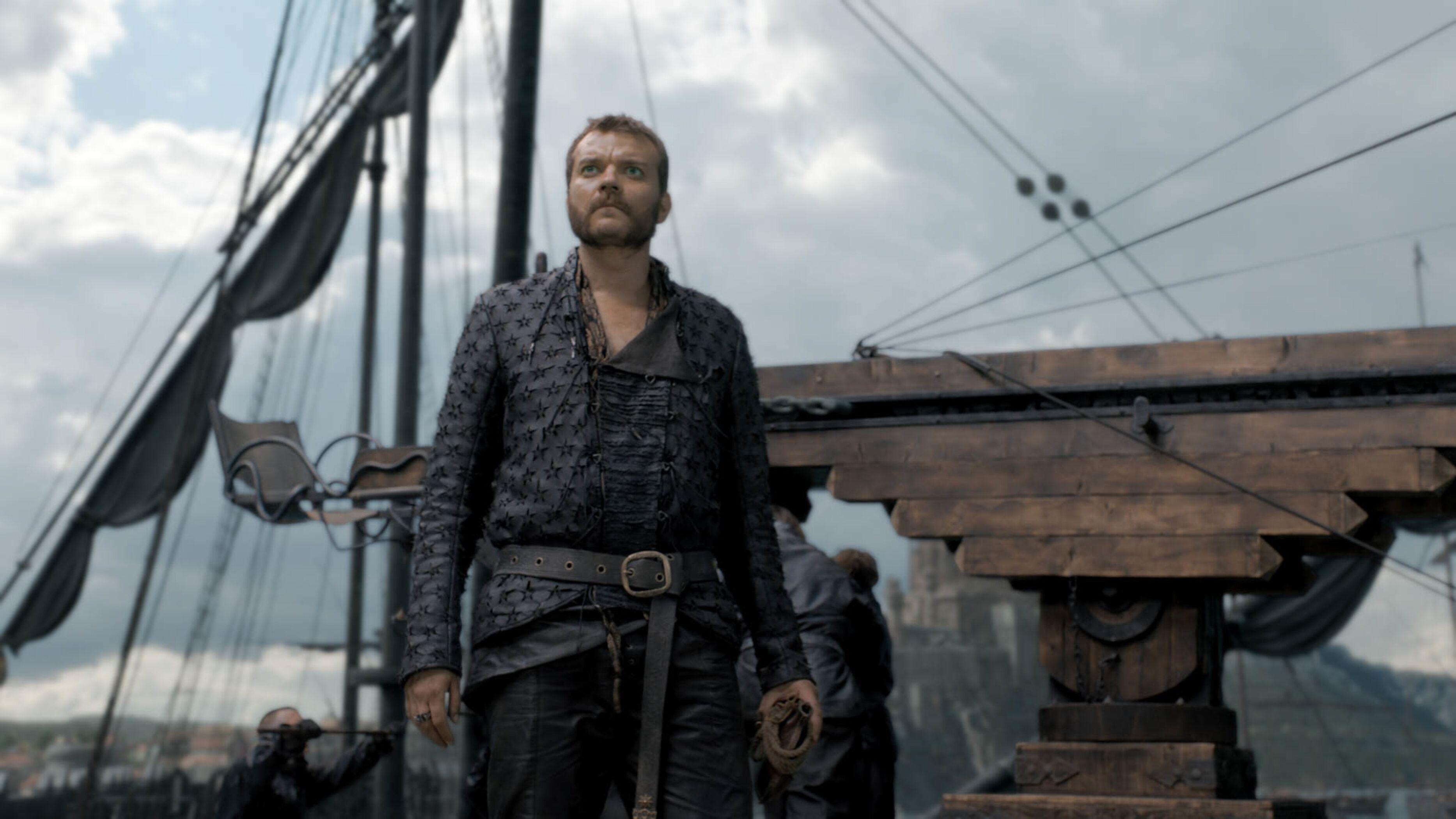 Game of Thrones season 8 episode 5 / Pilou Asbæk as Euron Greyjoy - Photo: Courtesy of HBO