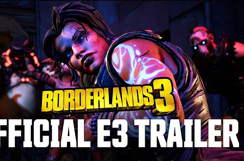 Official still for Borderlands 3 E3 2019 trailer; image courtesy of Gearbox Official.