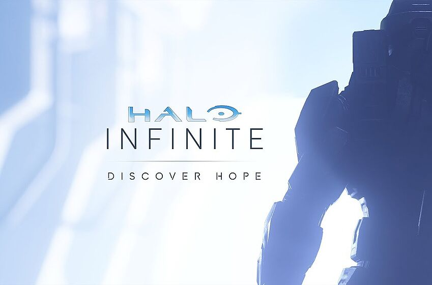 Official still for Halo Infinite E3 2019 trailer; image courtesy of Xbox.