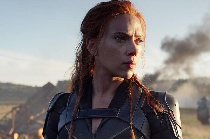 Black Widow Trailer 2 Gives Us More Taskmaster Finally