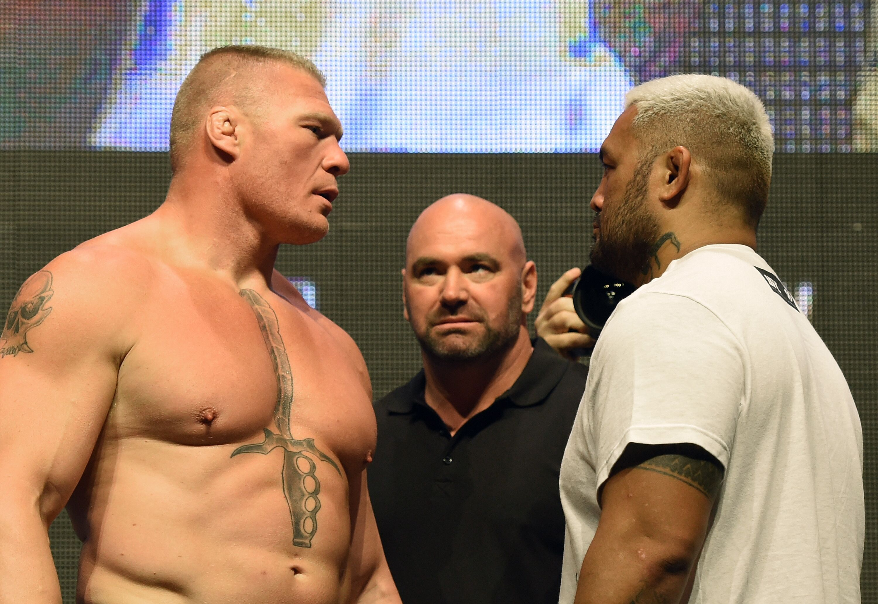 Image result for Will Brock Lesnar return to UFC? Dana White says the chances are 'very good'