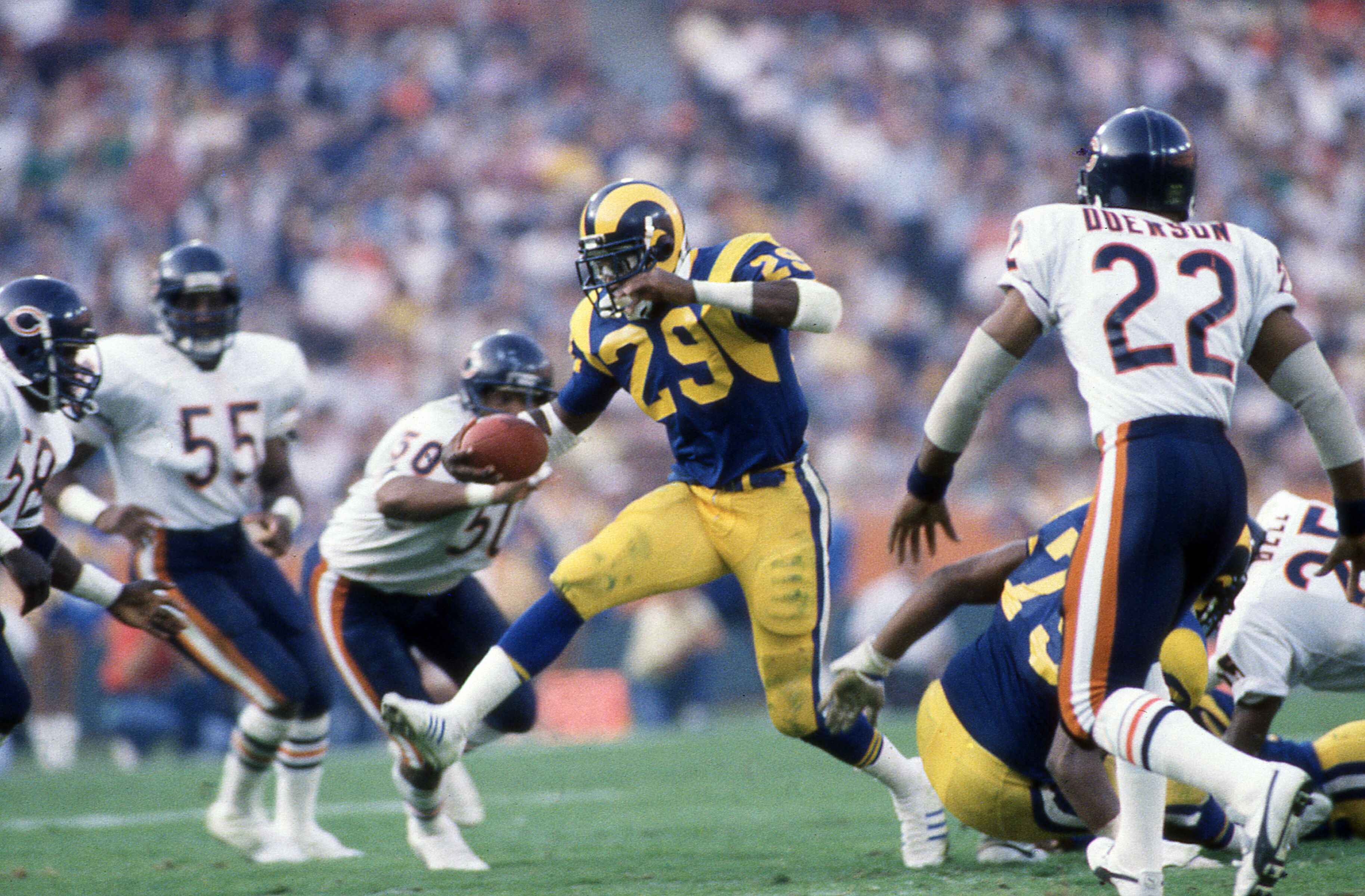 Eric Dickerson Banned From Rams Sidelines After Criticizing Team