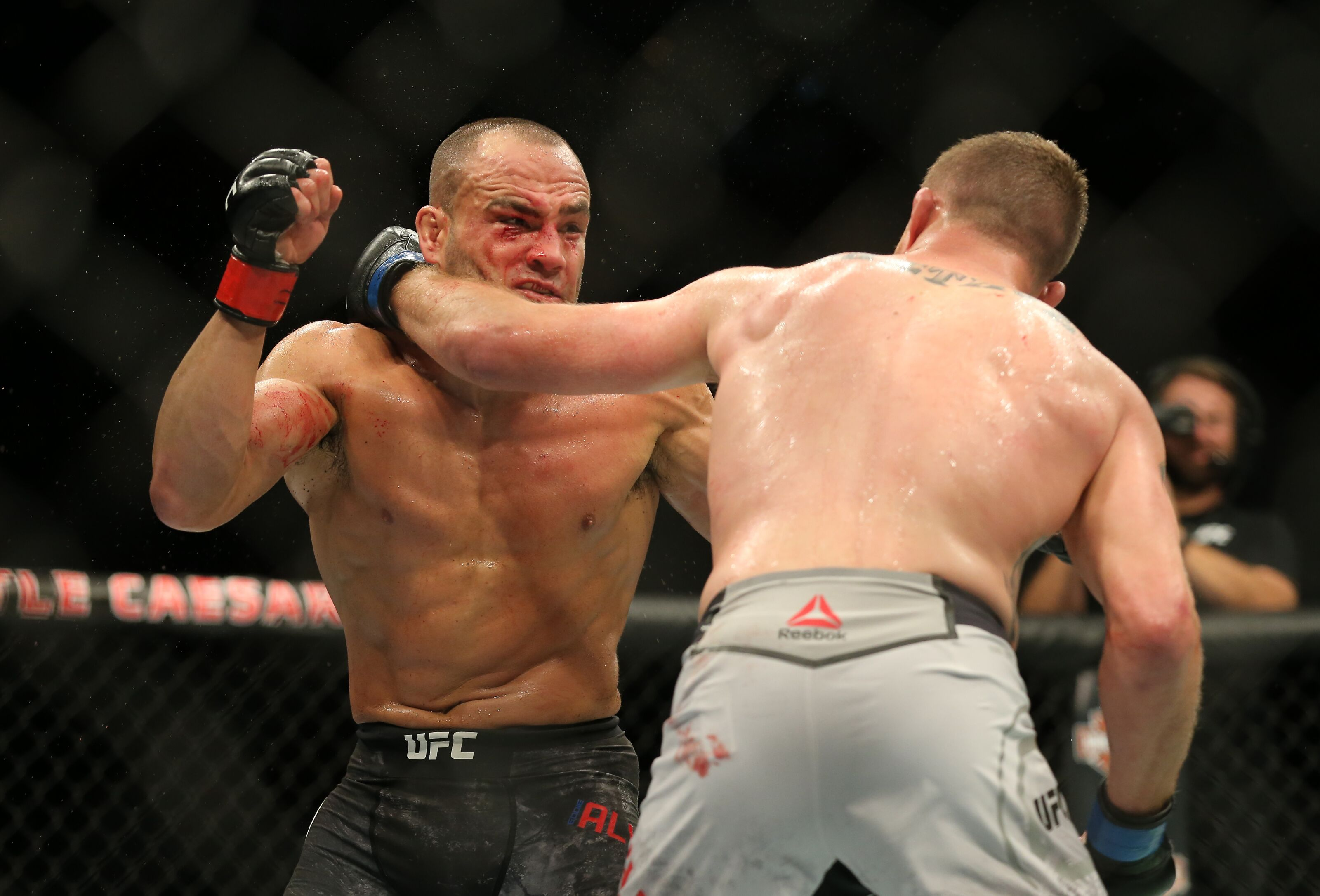 Eddie Alvarez Hoping UFC Calgary Success Leads To