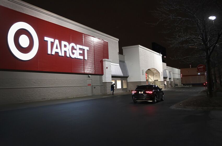 CHICAGO, IL - DECEMBER 13: Customers shop at a Target store on December 13, 2017 in Chicago, Illinois. Target announced today it will acquire Shipt, a same-day delivery company, for $550 million. The retailer said the purchase will allow customers to receive same-day delivery of merchandise from about half of all Target stores beginning in early 2018 and the majority of the companys stores by the end of 2018. (Photo by Scott Olson/Getty Images)