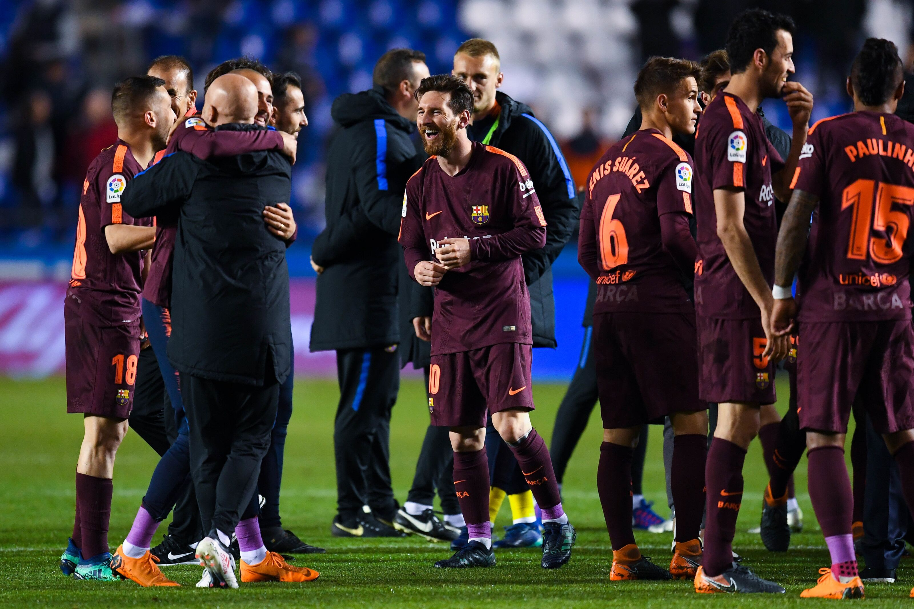 Real Madrid Telat Ucapkan Selamat Untuk Barcelona