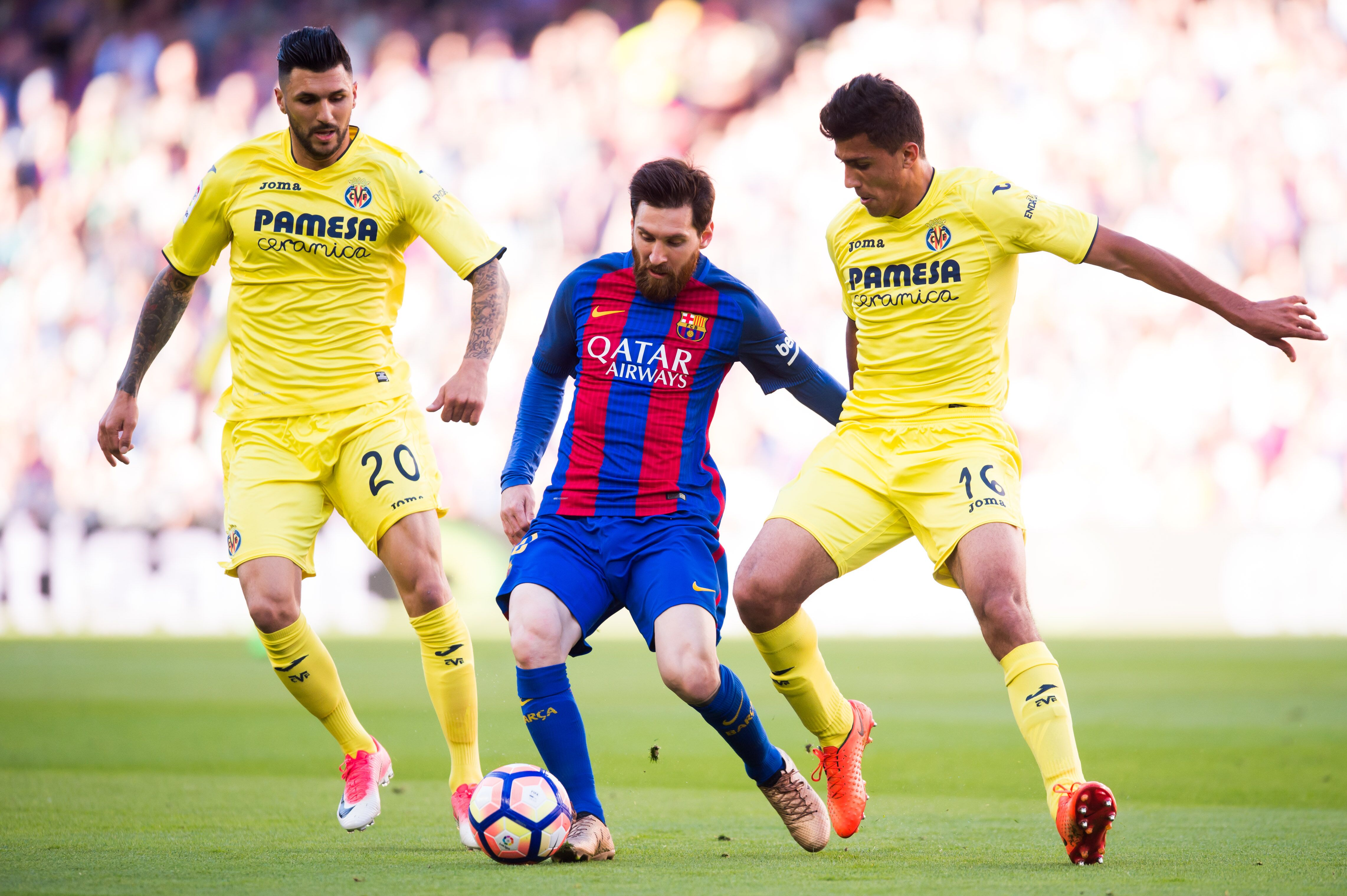 Image result for Barcelona vs Villarreal Live Online