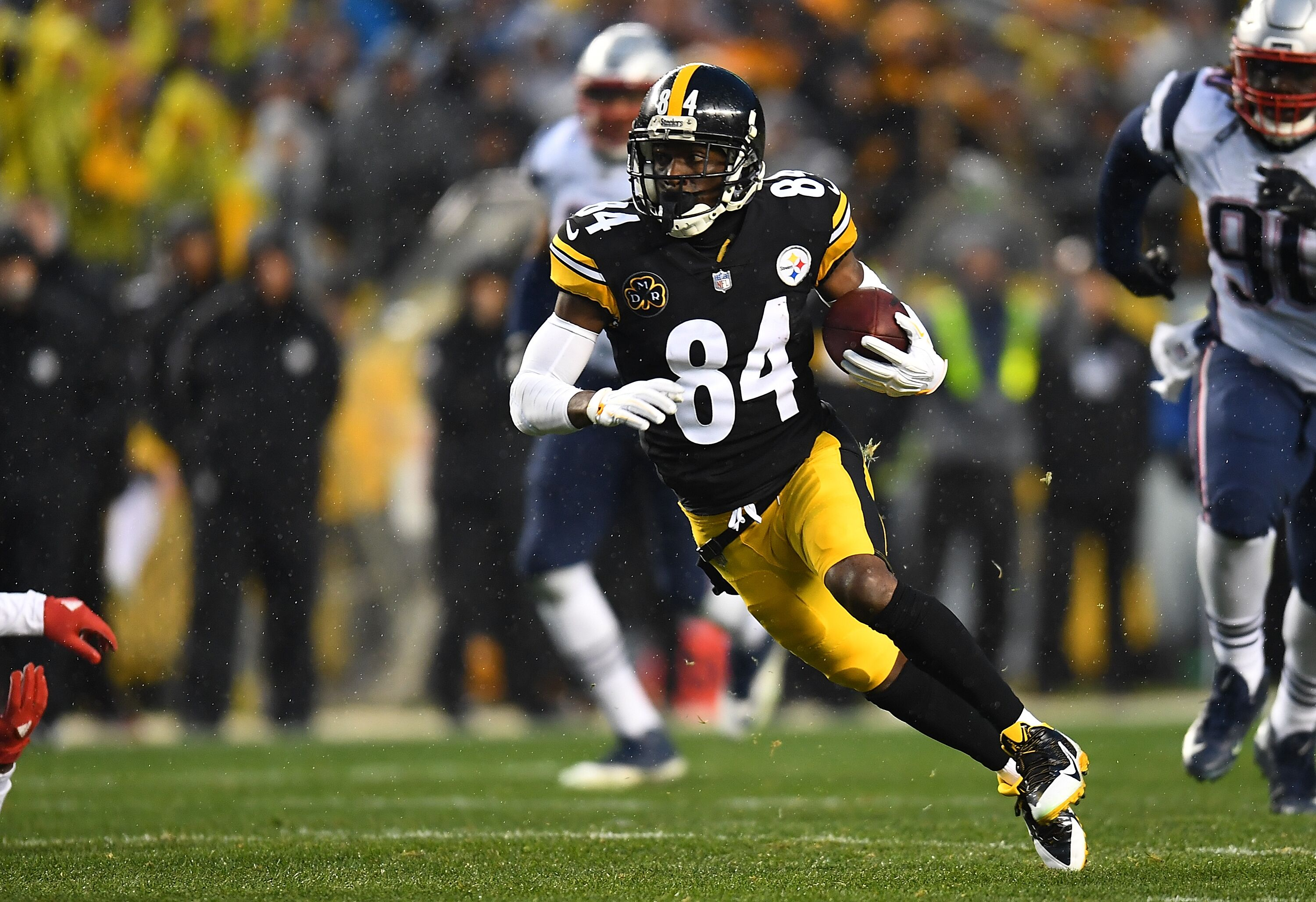 Antonio Brown injury update: Steelers WR expected to play ...