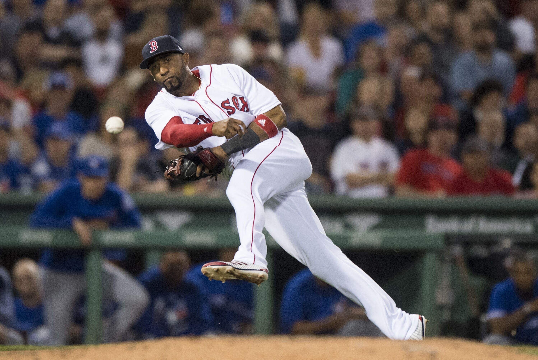 Red Sox make it official with infielder Eduardo Nunez