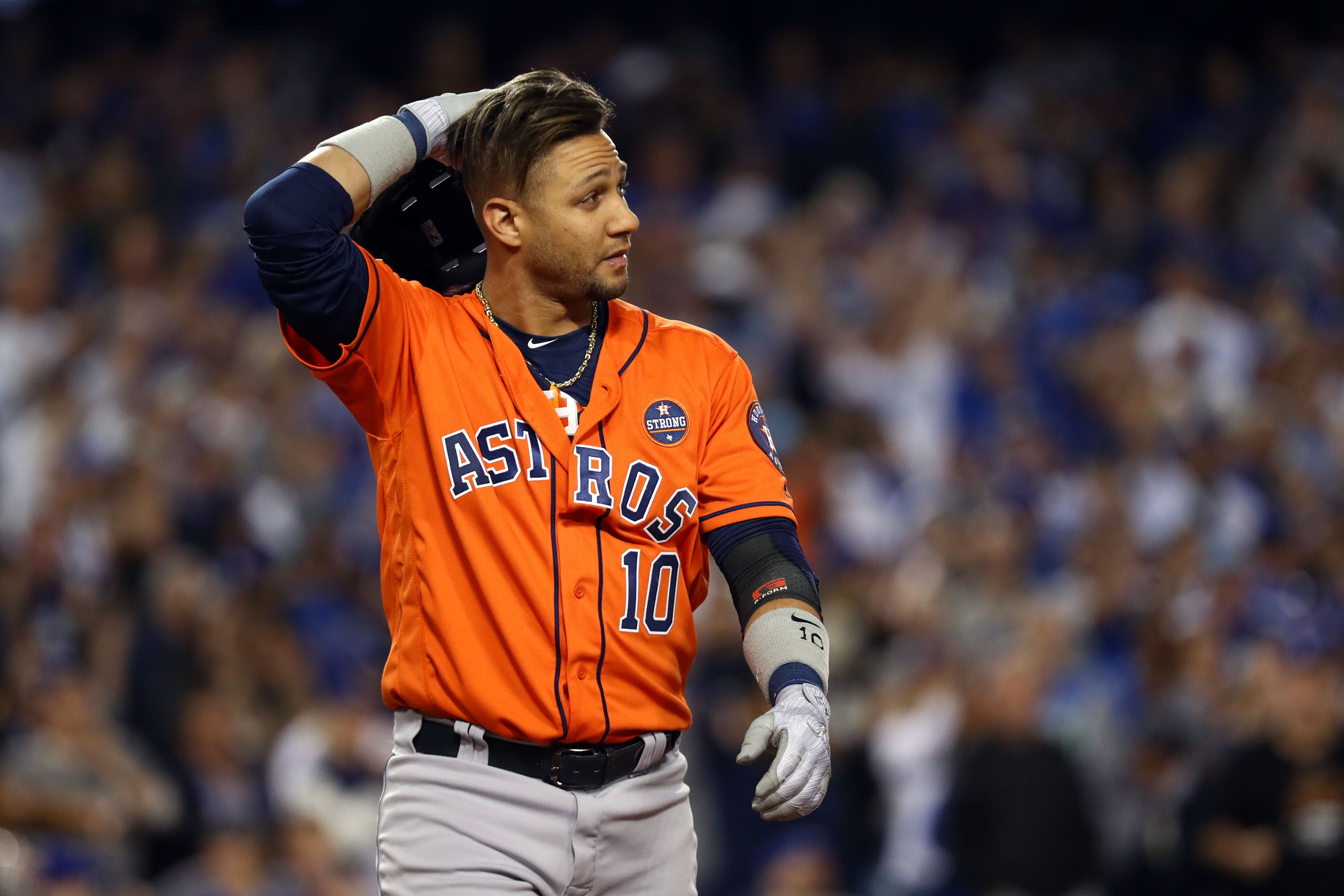 Yuli Gurriel's suspension is going to have to wait