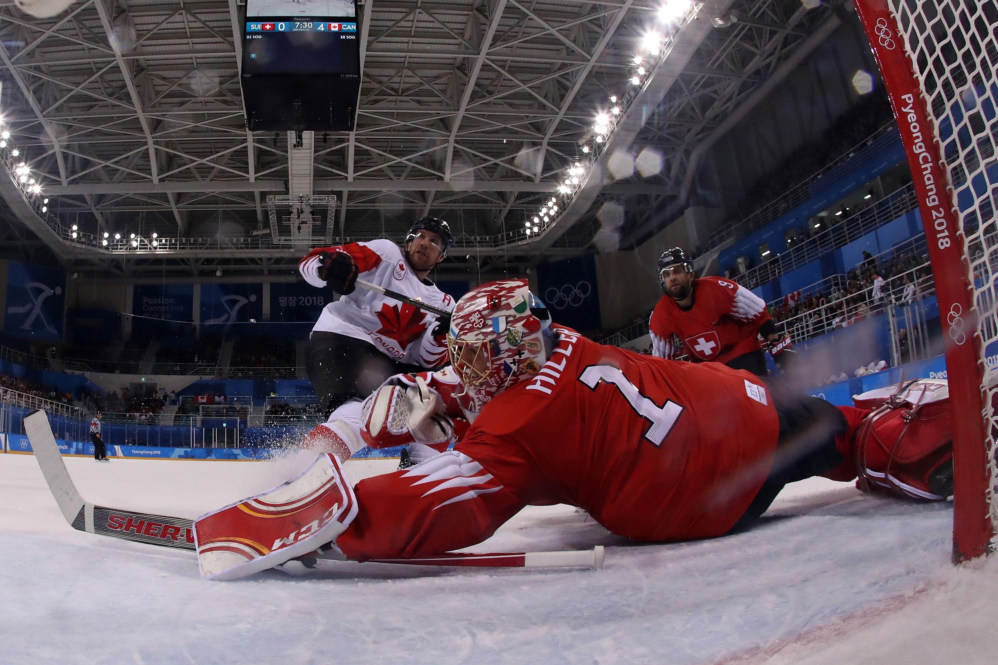 Olympics Men's hockey qualification playoff Germany vs ...
