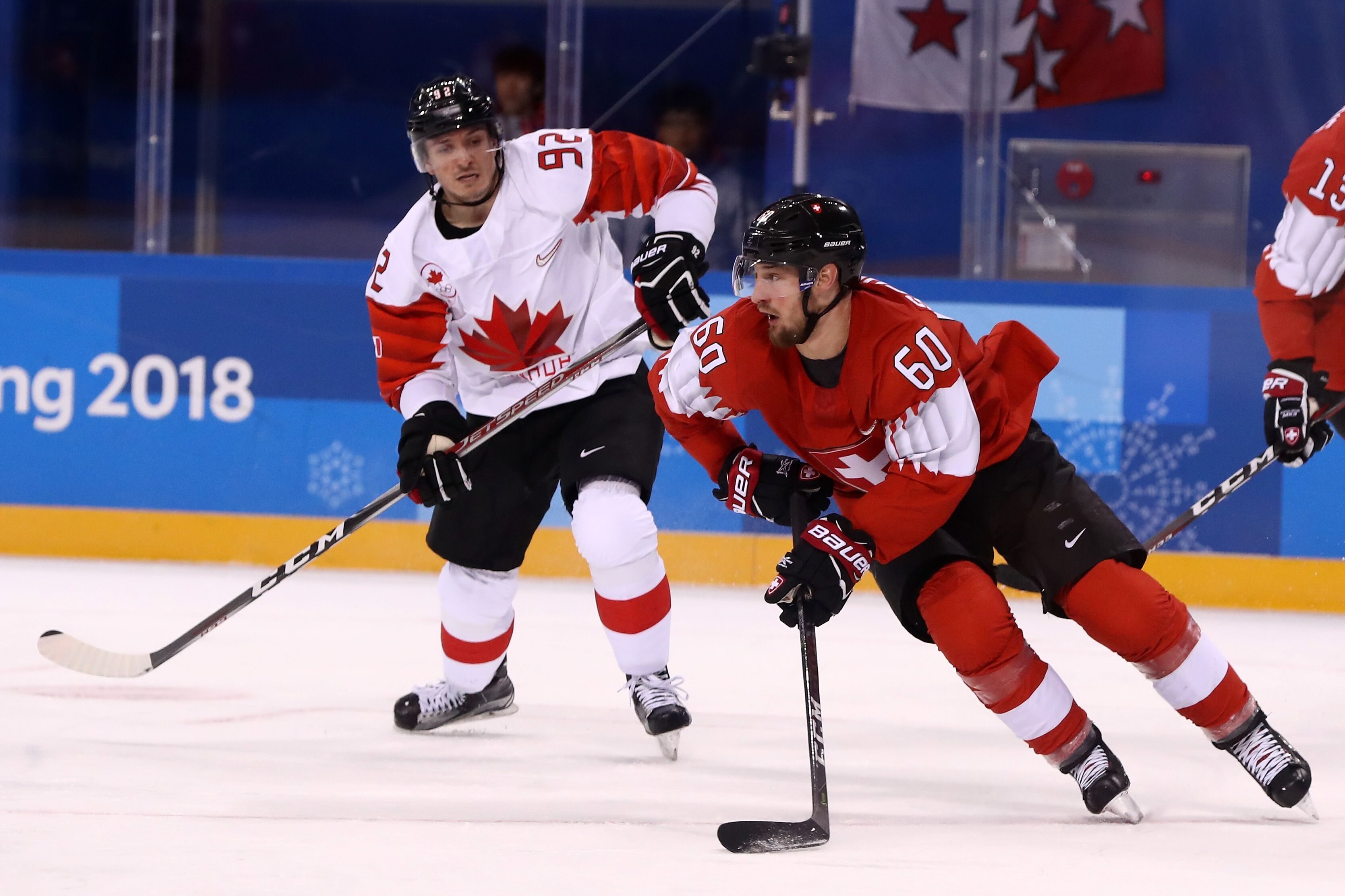 Olympics men's hockey, Canada vs. Czech Republic live ...