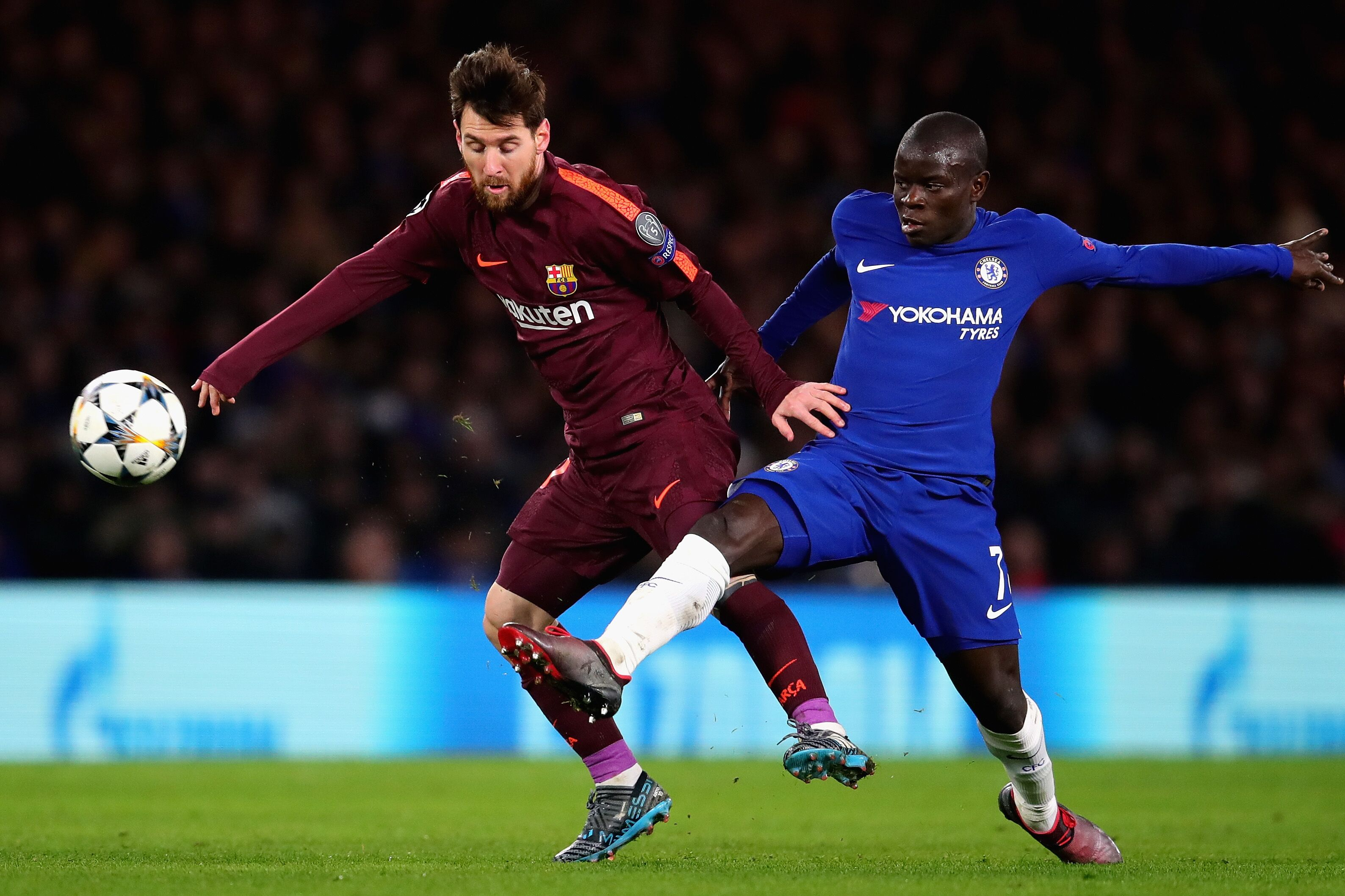 Chelsea Vs Manchester United Vs Fc Barcelona: Chelsea 1-1 Barcelona: Champions League Highlights And Recap