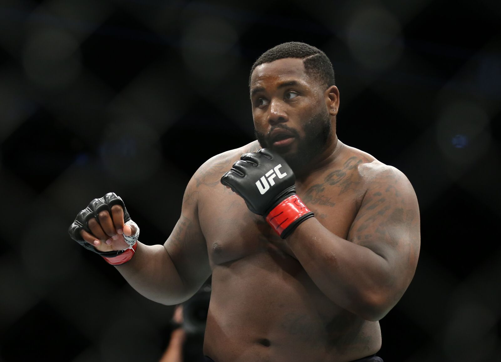 UFC Atlantic City: Justin Willis Out-strikes Chase Sherman