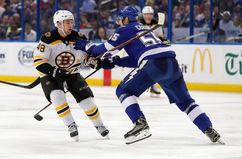NHL playoffs 2018: Lightning vs. Bruins TV scheduleBruins Schedule