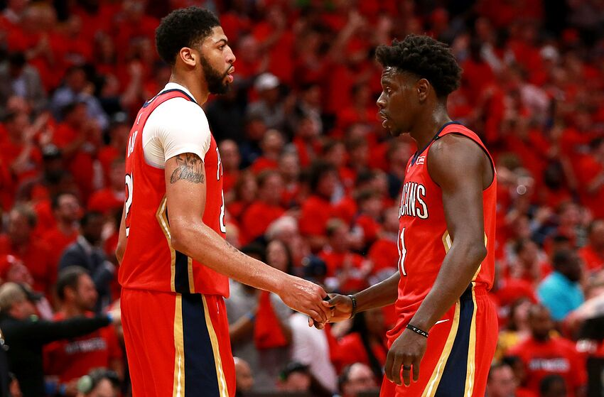 2ee13d5e7 Pelicans  sweep of Blazers creates uncertainty on both sides