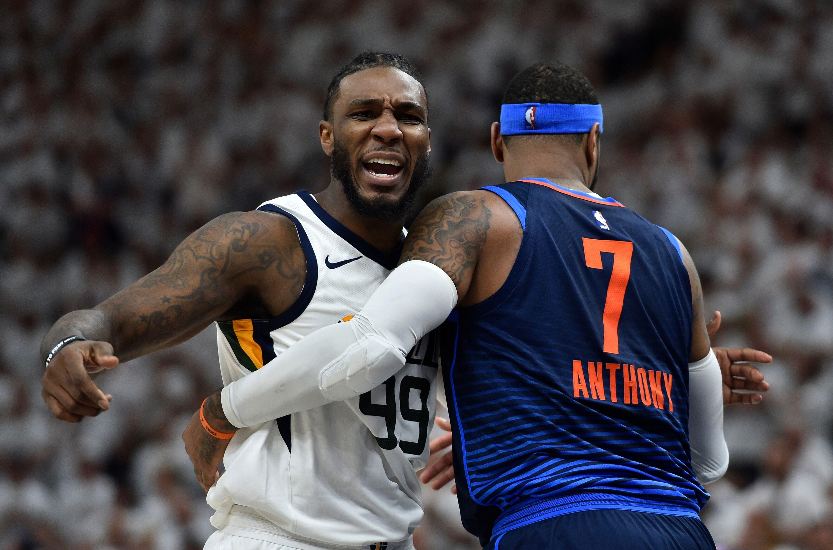Nba Playoffs 2018 Oklahoma City Thunder Vs Utah Jazz Game 5 Live