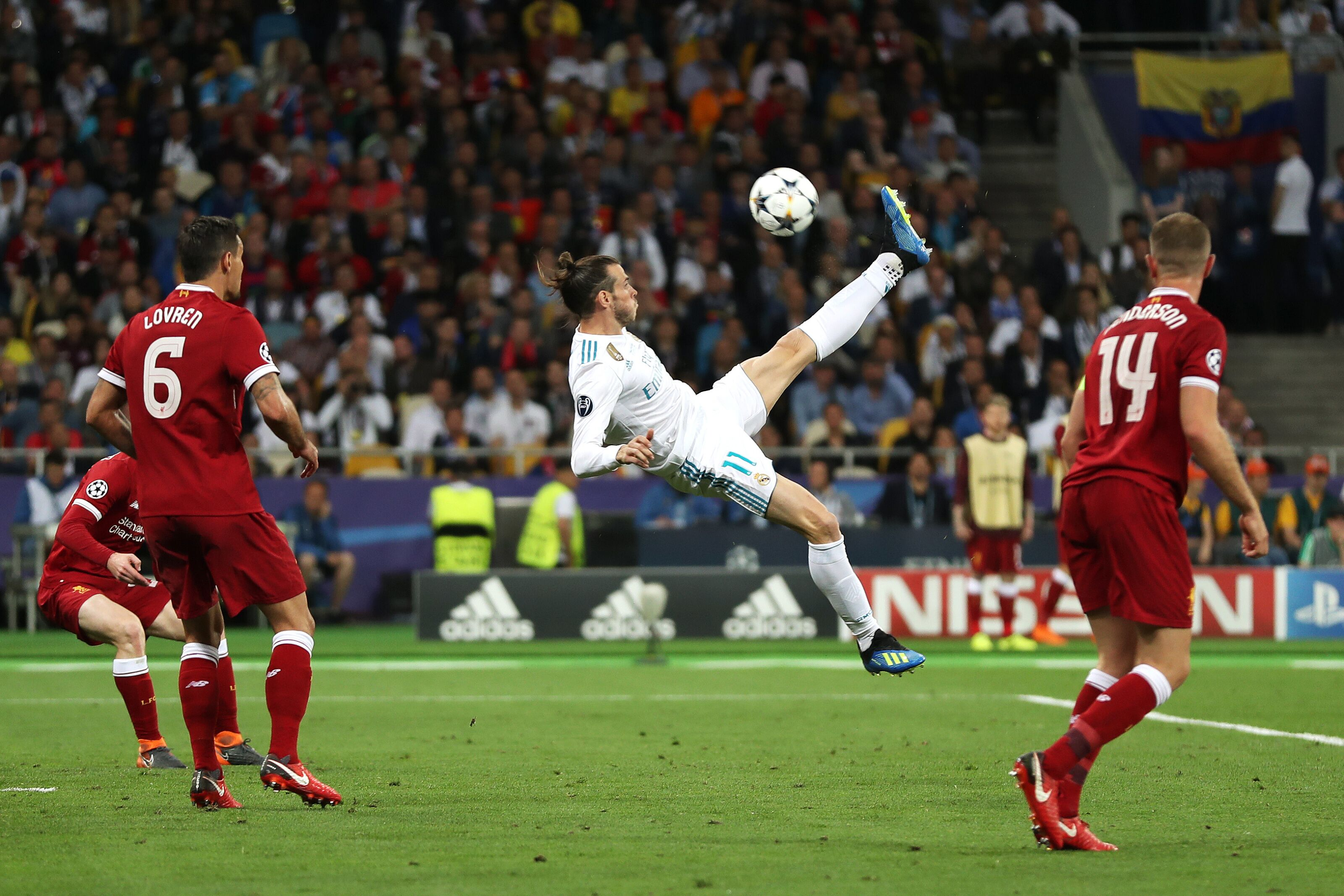Real Madrid vs. Liverpool: Champions League highlights and ...