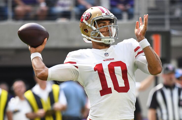 outlet store 01ff6 a1130 2019 NFL Draft: San Francisco 49ers have chance to add ...