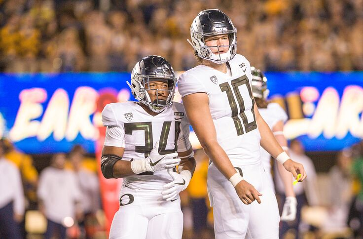 info for d2266 3df91 Oregon football 2019 season preview: Best and worst-case ...