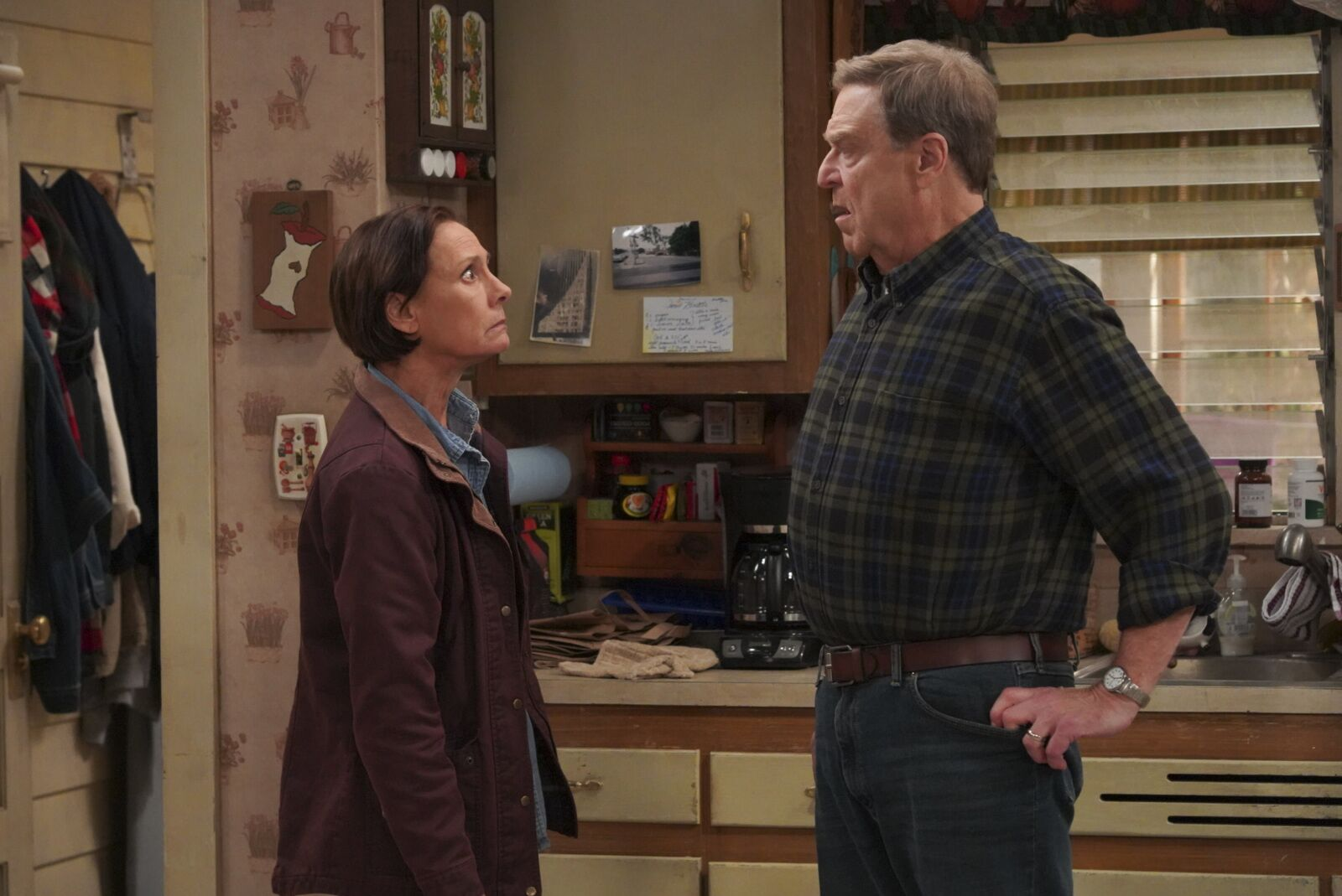 THE CONNERS -