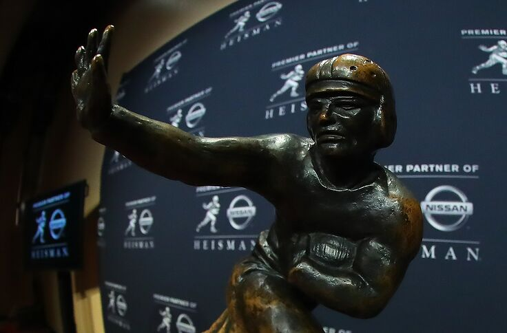 Heisman hopefuls: 5 long-shot bets to make for the 2019