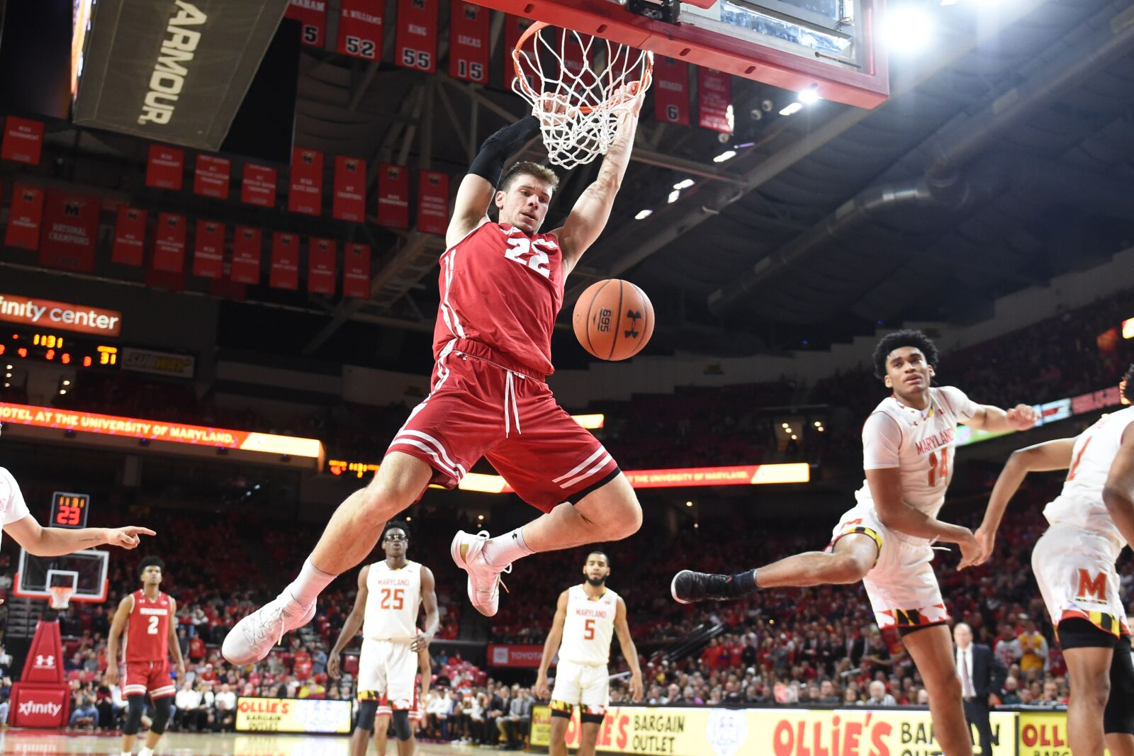 Michigan Vs Wisconsin Live Stream Watch College Basketball Online